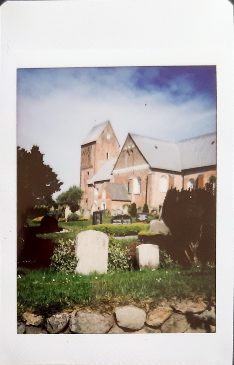 Kirche in Nieblum